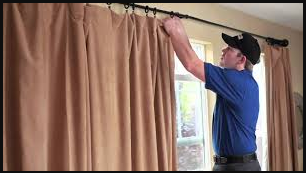 Benefits of Drapery Cleaning& Types of Curtains and Drapes