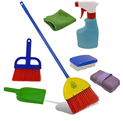 What Cleaning Supplies and Tools Are Helpful?